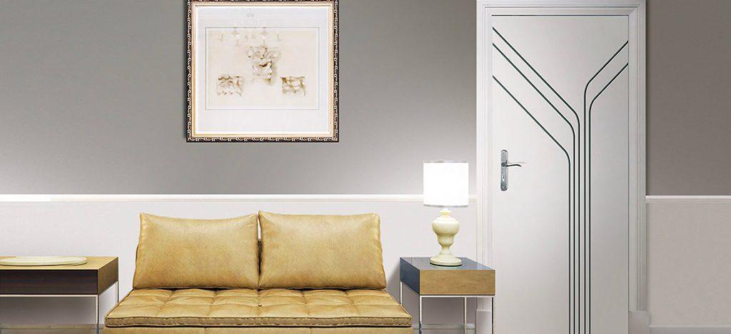 Collection rainurée Beaux Arts modèle Niagara
