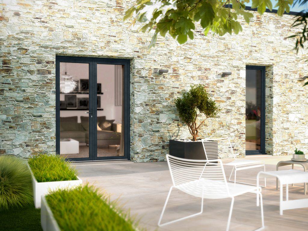 Passion Menuiserie : Porte fenêtre PVC