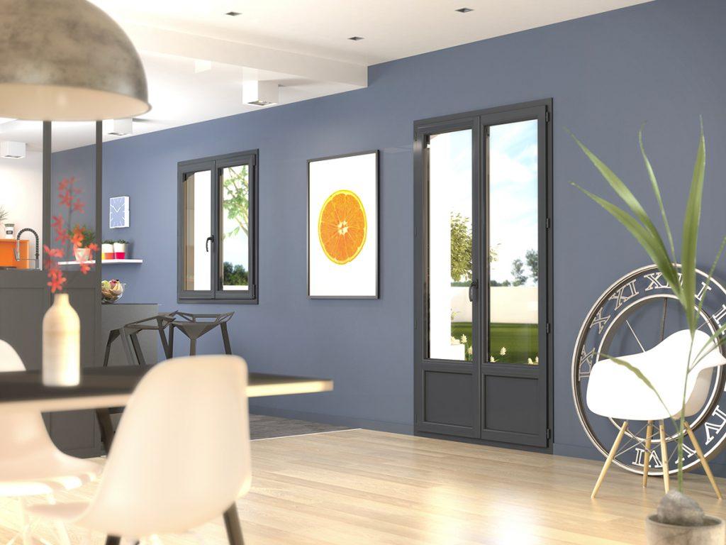 Passion Menuiserie : Fenêtre et Porte fenêtre PVC