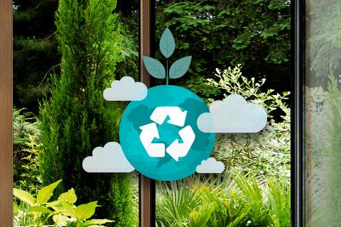 Gestion des déchets issus des chantiers et recyclage.