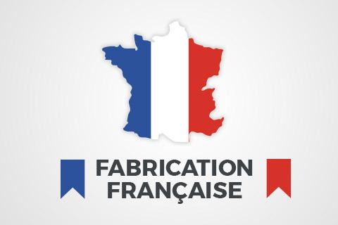 Des menuiseries de Fabrication Française.